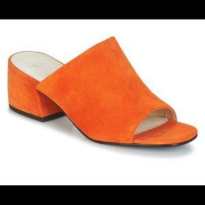 Vagabond SAIDE Orange Slides- BRAND NEW!